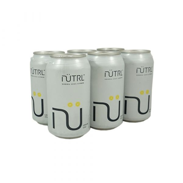 Nutrl Vodka Soda