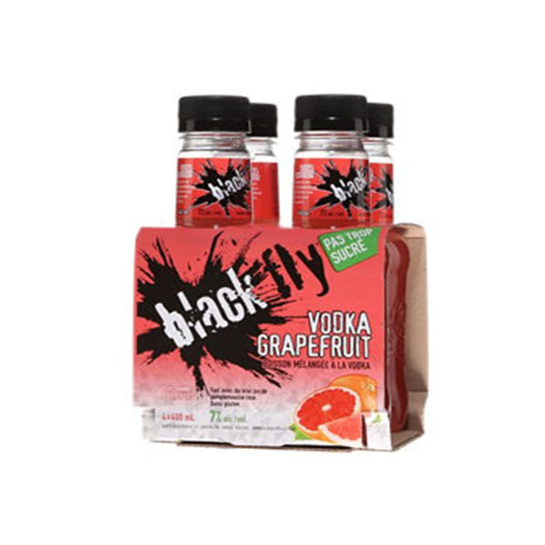black fly grapefruit