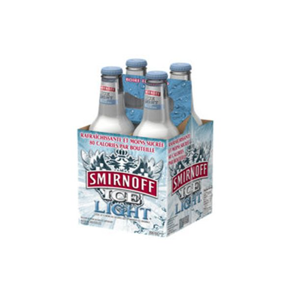 smirnoff ice light